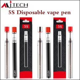 Wholesale Disposable Vaporizer - Disposable o pen vape 5Scc oil vape pen vaporizer ceramic coil thick oil 0.3ml 0.5ml capacity cartridge pen