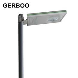 Wholesale Price Listing - Wholesale- Hot Sale 12w Integrated Led Solar Street Light Price List For Outdoor