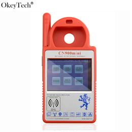 mini programmatore Sconti vendita all'ingrosso di alta qualità CN900 mini transponder programmatore chiave Firmware Version V1.32.2.19 per 4C 46 4D 48 G Chips miglior prezzo