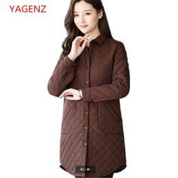 2019 женские белые лыжные куртки Мода большой размер зимнее пальто женщин теплая зимняя куртка новый 100% с длинным рукавом тонкий хлопок одежда высокого качества женщин пальто K2641