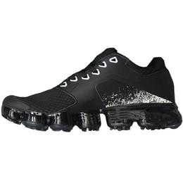 Wholesale high cs - hot High quality 2018 New vapormax CS Olive Black Coms V 2.0 Men Sneakers Women Trainers Racer Shoes Vapormax mens Sneaker Walking shoes