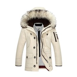 Canada Vêtements pour hommes doudoune mens manteau d'hiver doudoune doudoune cardigan à manches longues d'hiver Offre