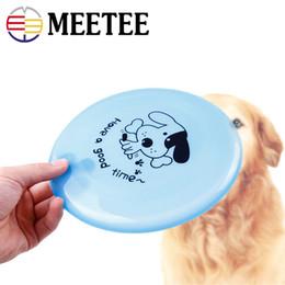 frisbee de cão de plástico Desconto Local Atacado Hot Dog Frisbee Animal de Estimação de proteção Ambiental de Plástico Pet Dog Pet Training Supplies Pet Fontes Interativas