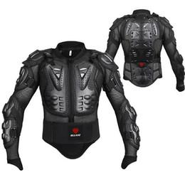 Chaqueta de la motocicleta de alta calidad de los hombres de cuerpo completo Motocicleta Armor Motocross Racing Protección Gear Motorcycle Protection envío gratis desde fabricantes