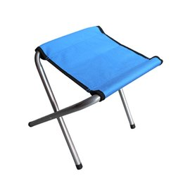 Prime Portable Stool Fishing Chair Camping Furniture Canvas Stool 250Kg Convenient Folding Stools Fishing Cushion Folding Chair Free Shipping Ibusinesslaw Wood Chair Design Ideas Ibusinesslaworg