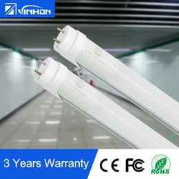 Wholesale led tube sensor - Radar Motion Sensor LED Tube Light T8 Microwave Sensor LED Tube Light 2ft 3ft 4ft Human Body Sensor Fluorescent Lamp 3000K 4000K 6000K