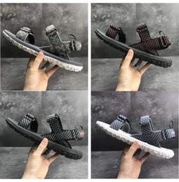 Wholesale Fat Strap - 2018 Summer New Fat Tire Sandals Mens Sports Sandals