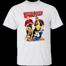livre de missão Desconto Detalhes zu Jonny Quest, Johnny, Retro, dos desenhos animados, 1960's, Hanna-Barbera, T-Shirt Engraçado frete grátis Unisex tee