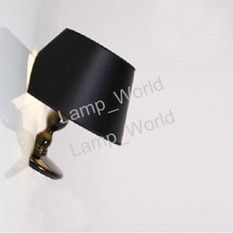 Wholesale fabric wall lights - modern wall sconce Titanic Lamp by Fluke wall light novelty wall lighting bedroom sitting room dinning room bar hotel Titanic