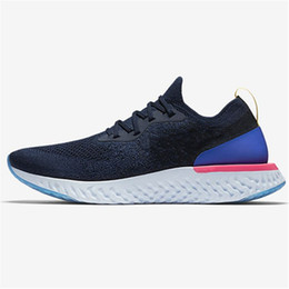 Wholesale Womens Size 11 Shoes - 2018 New hot Epic React Womens Mens Shoes Instant Go Fly Breath Comfortable Sport Size 5.5-11 For Sale Men Women Athletic Sneakers