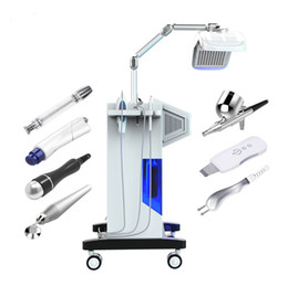 Wholesale Wholesale Oxygen Machine - 2018 Newest!!! hydra facial Skin Care Cleaner Water aqua Jet Oxygen Peeling Spa Dermabrasion Machine