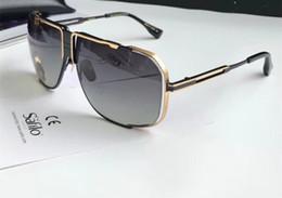 Discount hollow box frames - New Fashion Designer Fashion Sunglasses CASCAIS Square Hollow Frame Popular Style Simple Quality Men Outdoor Eyewear With Original Box