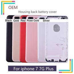 """Para iPhone 7 Plus Caja de 5,5 """"Volver Marco intermedio Carcasa Cubierta posterior Tapa de la batería desde fabricantes"""