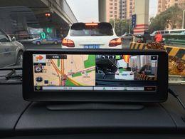 2019 rückspiegel gps android 8 Zoll 3G Android Auto DVR Kamera Rückspiegel GPS Bluetooth WiFi Auto Rearview monitor günstig rückspiegel gps android