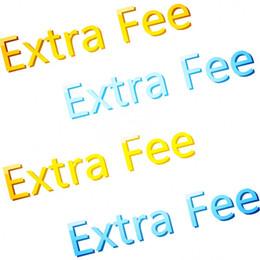 Canada Remplissez le prix Différence paiement pour différents frais supplémentaires différents frais de livraison, etc. frais de livraison supplémentaires et commande de mélange de boîtes Offre