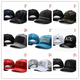 Wholesale Hat Strap - 2018 fashion AX hats Brand Hundreds Tha Alumni Strap Back Cap men women bone snapback Adjustable panel Casquette golf sport baseball Cap