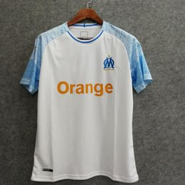 707fe0b412d Perfect 18 19 Olympique de Marseille home soccer jerseys custom name number  PAYET 11 football shirts AAA free shipping. Supplier  welchli