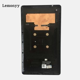 google nexus 2nd Coupons - For ASUS Google Nexus 7 2nd Gen 2013 ME571K WIFI Version Battery Cover Back Rear Cover Housing Replacement