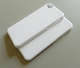 Canada brillant / mat case vide pour iphone 5C sublimation cas de téléphone impression zone complète imprimable livraison gratuite Fedex DHL gros Offre