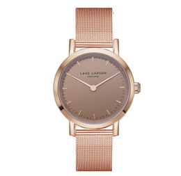 Wholesale Women S Luxury Watches - Lovers Women Replica Swiss Luxury Fashion Men s Watches Diamonds Waterproof High Quality Leather Band Casual Watch For Man Dress Watches