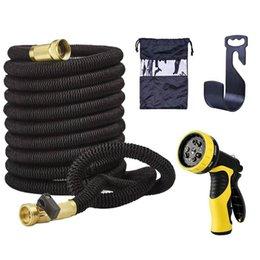 Wholesale Hose Nozzle Sprayer - Stretch Hosepipe 9 Functions Sprayer Strongest Expandable Garden Hose