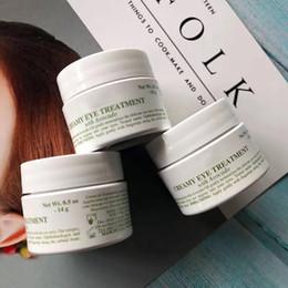 Canada 2018 New Hot Creamy Eye Care Cream à l'avocat 14g hydratant en profondeur Avocado Crème de nuit soin de la peau cheap eyes night Offre