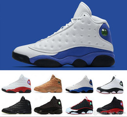 76085ddbdf1 13 basketball shoes hyper royal He Got Game Altitude Wheat Bred DMP Chicago black  cat mens 13s trainers Sports Snerkers size 8-13 basketball shoes hyper for  ...