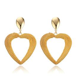 Pendientes medicos online-Big Hoop Earrings Egyptian Earrings Medical Heart Shape Earrings