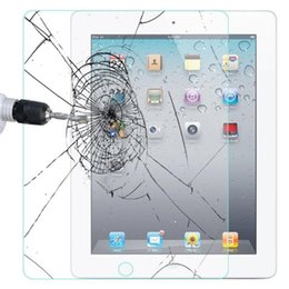 Protector de pantalla 9H Premium TEMPERED GLASS de alta calidad para iPad 2 3 4 5th 6th Air Mini 7.9 Pro 9.7 10.5 desde fabricantes