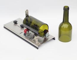 Canada outils de coupe de bouteille de vin de bière de coupeur de bouteille de verre d'acier inoxydable, outils de verre Offre