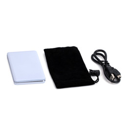 Wholesale Ide Enclosures - Zheino 1.8 inch USB2.0 CF IDE HDD Case IDE PATA 50Pin External Hard Drive Enclosure Case Box with Travel Pouch