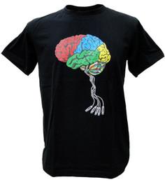 T-shirt de nouveauté de Digital IT de cerveau d'usb thrumb ? partir de fabricateur