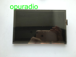 Wholesale peugeot dashboard - Brand new 7inch GCX156AKM-E LAM070G004A Display with touch screen touch Monitor for Peugeot car DVD Navigation Audio