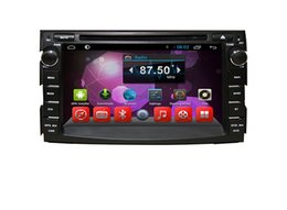 Wholesale Double Din Gps - Double Din Car DVD Navigation Android System for Kia Ceed with Backup Camera Input Wifi and 3G, fast speed surfing