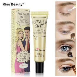 beste concealer dunkle kreise Rabatt Lidschatten-Primer-Basis-Matte unsichtbar verbessern Augen Make-up sein Bestes verbessern Concealer dunkle Kreis vibrierende Augenlid-Creme