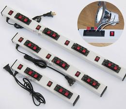 2019 clips de test Testeur de lumière LED avec fil de commutation Clip de test de lampe LED avec câble d'alimentation pour l'éclairage de laboratoire de magasin de matériel clips de test pas cher