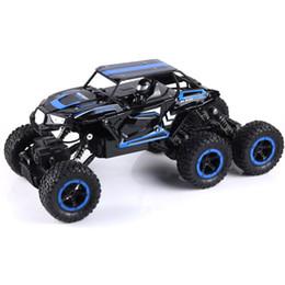 Gros camions à jouets en Ligne-34 cm Grand 1:12 6WD RC Voitures Version mise à jour 2.4 GHz Radio Contrôle RC Voitures Buggy 2018 Haute Vitesse Off-Road Camions Jouets pour Enfants