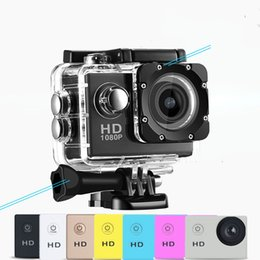 Wholesale diving hd - Action camera deportiva Original H9   H9R remote Ultra HD 4K WiFi 1080P 60fps 2.0 LCD 170D sport go waterproof pro camera