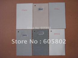 Wholesale Rollos de control remoto m de ancho m de altura tela protectora solar