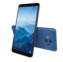 K10 pro 5.72 Inch 18: 9 телефон MTk6572 Dual Core 512MB RAM 512MB ROM смартфон с черным золотом синие красные цвета на складе завод напрямую от Поставщики синий телефон двойной sim