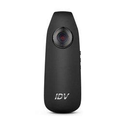 хорошая крытая камера Скидка Full HD 1920x1080P Портативный мини-видеомагнитофон и диктофон камера безопасности Surevillance с обнаружением движения IDV007 mini DV camera