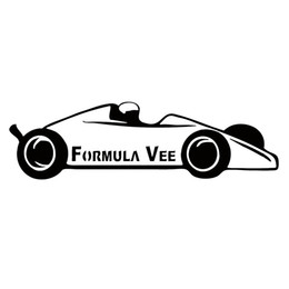 Wholesale Formula Blue - Wholesale Vinyl Decal Car Body Styling Glass Stickers Scratches Waterproof Wall Bumper Accessories Jdm FORMULA VEE Racing