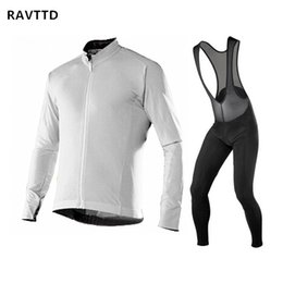 White Fleece Cycling Jersey and Bib Pant Ropa Ciclismo Hombre Bike Mtb  Sport Cycling Clothes China maillot ciclismo Bicycle Clothing adc560463