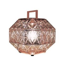 Canada Lampe de table en verre de style nordique moderne Designer de mode en verre de bureau pour décor pour les lampes de bureau Decor AL102 Offre