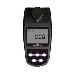 Punto usb online-BANTE TB100 Turbidímetro portátil medidor de turbidez Analizador de prueba de datos USB 2 ~ 5 puntos cal seleccionable