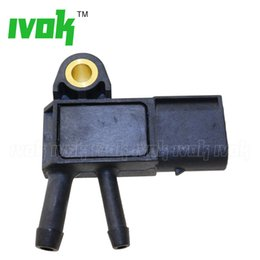 enfriamiento del tubo de calor Rebajas Sensor DPF de presión de escape diferencial de prueba del 100% para Mercedes E320 GL320 GL350 ML280 ML300 ML320 ML350 R320 R350 6429050100, 0061534928