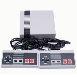 Wholesale Video Game Packaging - 1pcs New Arrival Mini TV Game Console Video Handheld for NES games consoles hot sale With English Retail Package