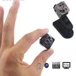 Argentina Apoyo TF Detección Inteligente Noche SQ8 Visión 1080P HD mini cámara estupenda Movimiento Digital Cam videocámara Mini DV inalámbrica Acción Suministro
