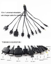 1pcs 10 in 1 Universal Multi USB Charger Cable For Mobile iPhone iPod Samsung Coupons