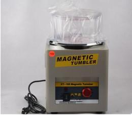 Nave rápida Magnetic Tumbler 16cm Jewelry Pulidora Acabadora máquina desde fabricantes